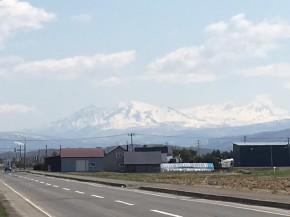 大雪山美しい