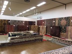 シルクロード旭川ペルシャ絨毯展
