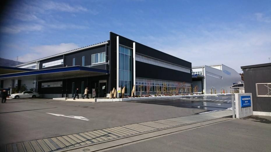 稲葉製作所 (富岡工場)