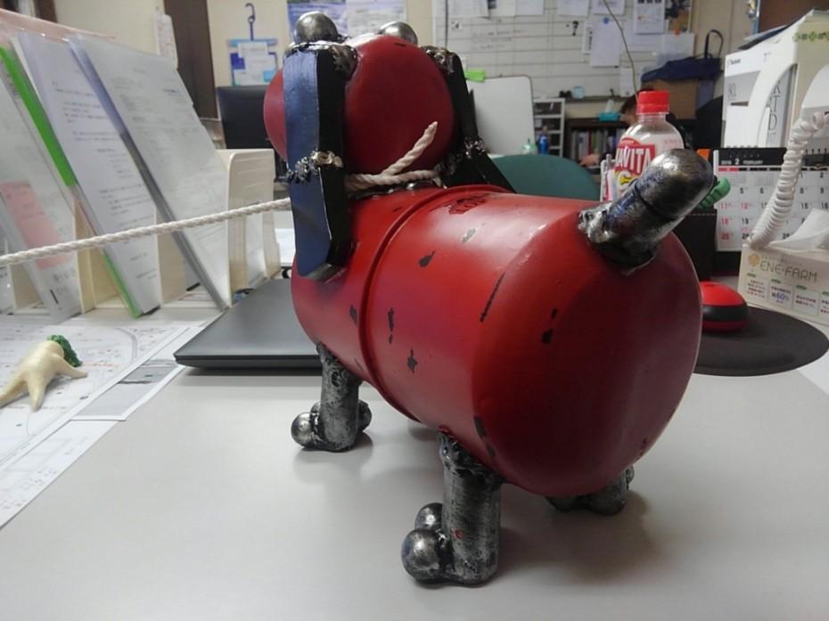 犬カフェ 旭川 グリーン造園