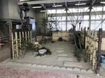 日本庭園 冬期講習3