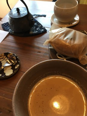砂川市のドーナツカフェ「豆豆。zuzu」