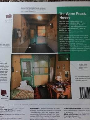 オランダのアンネ・フランクの家