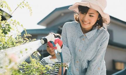 いつまでも美しい庭を保ちたい方へ。旭川・富良野近郊でエクステリア外構ならグリーン造園。