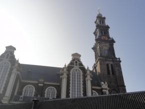 オランダ・アムステルダムの西教会